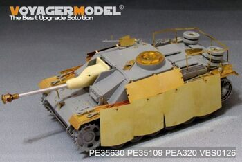 PE35630 1/35 WWII German StuG.III Ausf.G Late Production Basic (DRAGON)