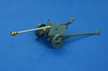 35B57 7.5cm PaK40 L/46 (early model) Anti-tank gun