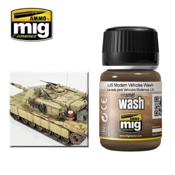AMIG1007 US Modern Vehicles Wash