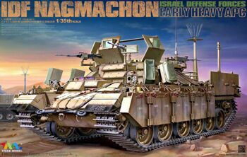4615 1/35 IDF NAGMACHON Heavy IFV Early