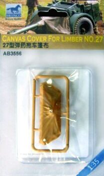 AB3556 Canvas Cover For Limber No.27