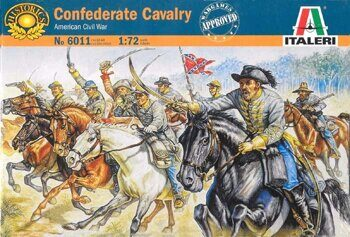 6011 Confederate Cavalry (American Civil War)