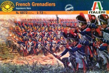 6072 French Grenadiers