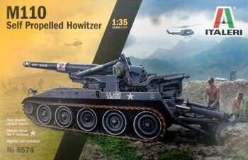 6574 M110 SELF PROPELLED HOWITZER