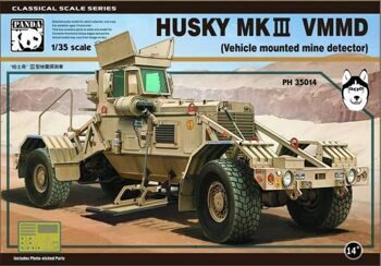 PH35014 1/35 Husky MKIII VMMD (Vehicle mounted mine detector)