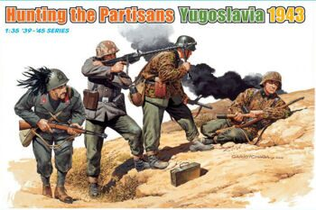 6491 1/35 Hunting the Partisans (Yugoslavia 1943)