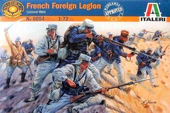 6054 French Foreign Legion