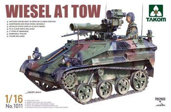 1011 1/16 Wiesel A1 TOW