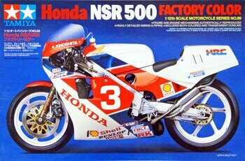 14099 1/12 Honda NSR500 Factory Color