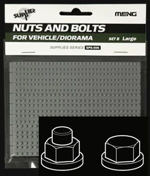 SPS-006 Nuts and Bolts SET B