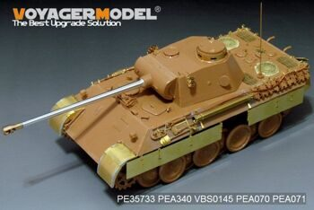 PE35733 1/35 WWII German Panther D Basic