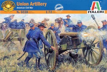 6038 Union Artillery (American Civil War)