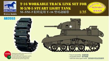 AB3553 T 16 Workable Track Set For M-3M/5