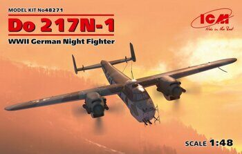 48271 Do 217N-1, WWII German Night Fighter