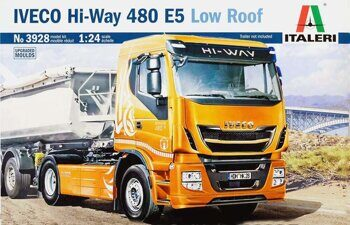 3928 IVECO HI-WAY 480 E5 LOW ROOF