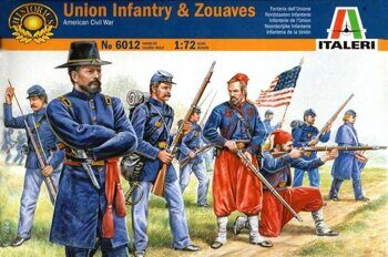 6012 Union Infantry (American Civil War)