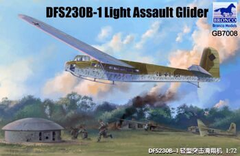 GB7008 1/72 DFS230B-1 Light Assault Glider