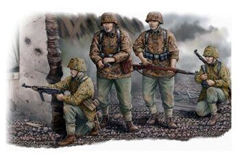 00405 WAFFEN SS Assault team