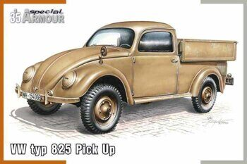 "SA35007 VW type 825 ""Pick Up"" 1/35"