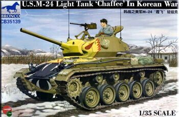 CB35139 US Light Tank
