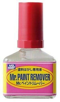 T114 Mr. Paint Remover (40 ml)