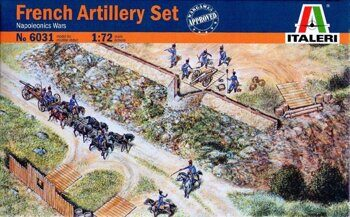 6031 French Artillery Set (Napoleonic Wars)