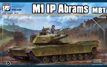 PH35038 M1 IP Abrams MBT