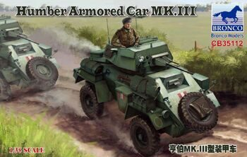 CB35112 Humber Armored