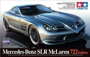 24317 Mercedes-Benz SLR McLaren 722 Edition