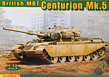 72426  Centurion Mk.5 British main battle tank