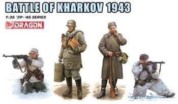 6782 1/35 Battle Of Kharkov 1943