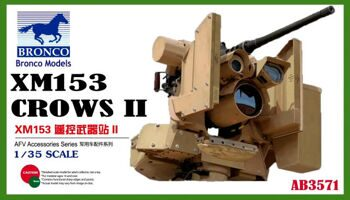 AB3571 1/35  XM153 CROWS II